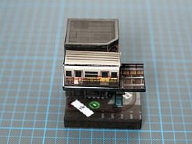 Grand Theft Auto 4 Diorama Rails