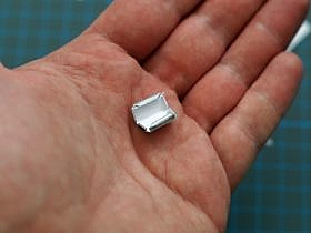 Papercraft Cube tiny Attachments 2